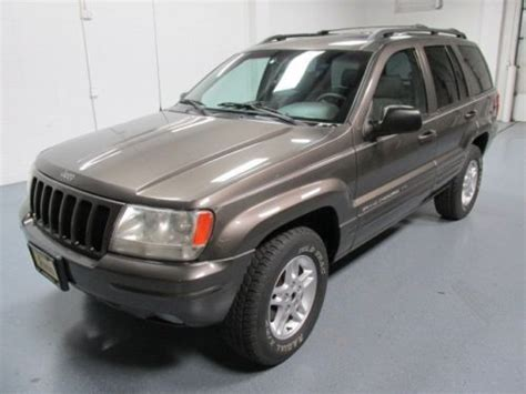 jeep grand cherokee tan find used 2000 jeep grand cherokee limited v8 infinity