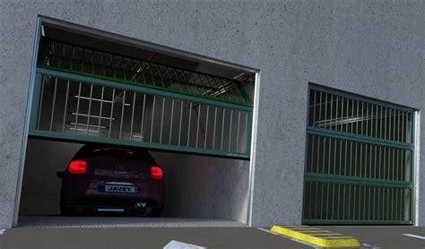 aux porte de la deco porte sectionnelle de parking collectif la porte de