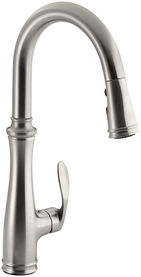 kitchen faucet pull sprayer kohler k 560 vs bellera kitchen faucet 5 ways of being