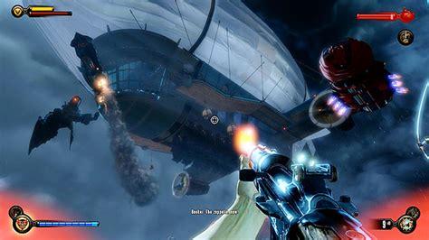 Bioshock Infinite Command Deck Battle by Destroy All Vox Zeppelins Chapter 39 Command Deck