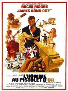 The Man with the Golden Gun (1974) movie poster #10 ...