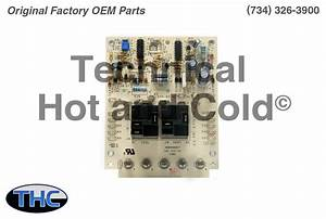 Carrier Hh84aa017 Fan Blower Control Board