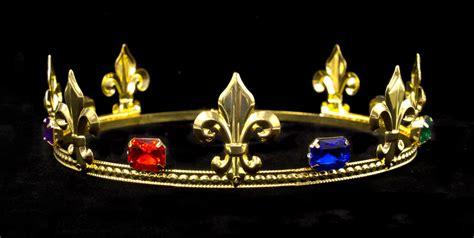 #16366MG Prince's Crown - Multi Gold