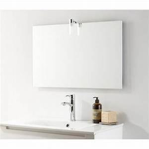 categorie miroir page 2 du guide et comparateur d39achat With miroir salle de bain avec heure