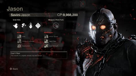 friday the 13th the release date jason stats revealed pophorror