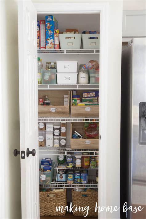 incredible small pantry organization ideas