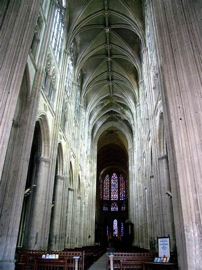 Cathedral Tours Gatien Saint Nave Stained Glass