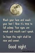 Good Night  Sleep Tigh...