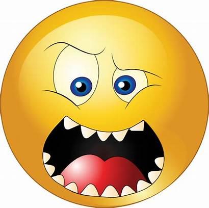 Clipart Rage Smiley Emoticon Royalty Mad Clip
