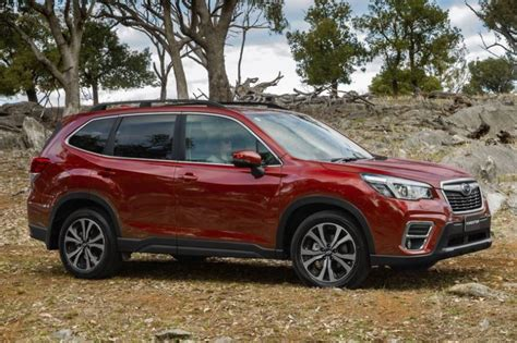 subaru forester prices  australian reviews