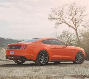 Ford Mustang Gt 5 0 : ford mustang gt 5 0 vossen vfs1 matte graphite ~ Jslefanu.com Haus und Dekorationen