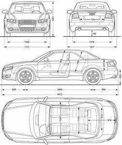 Dimensions Audi A4 : 2006 audi a4 typ 8e sedan blueprint vehicles pinterest sedans audi a4 and audi ~ Medecine-chirurgie-esthetiques.com Avis de Voitures