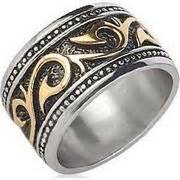 1000 images about ring on pinterest custom wedding With mens gothic wedding rings