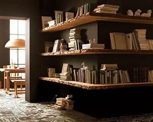 Bücherregal über Eck : regale selber bauen so wird 39 s ordentlich holzregal ~ Michelbontemps.com Haus und Dekorationen