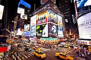 Led Bild New York : new york city 1 juli times square mit theatern am ~ Pilothousefishingboats.com Haus und Dekorationen