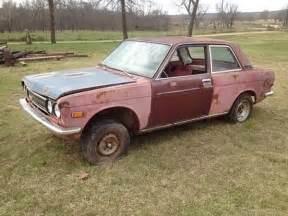 1972 Datsun 510 For Sale by Three Empty Boxes 1972 Datsun 510