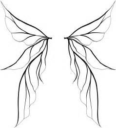 Fairy Wings Drawing