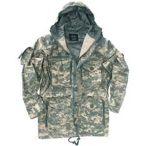 ACU Digital Camo Jacket
