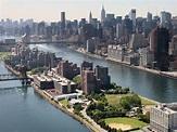 How New York's Roosevelt Island Sucks Away Summer Trash ...