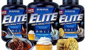 Dymatize Nutrition U0026 39 S Three New Elite Whey Flavors Confirmed