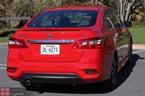 car nissan 2016 2016 nissan sentra 015 the truth about cars