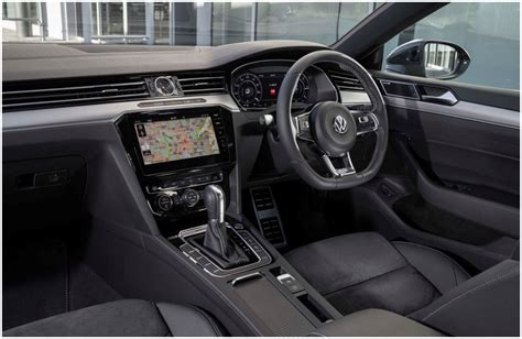 2018 Vw Passat Redesign by 2020 Vw Passat Interior With New Safety Features 2019