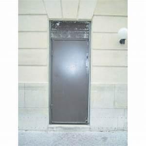 Porte De Service Acier : portes en acier pour s curisation temporaire d 39 acc s vpsitex ~ Dailycaller-alerts.com Idées de Décoration