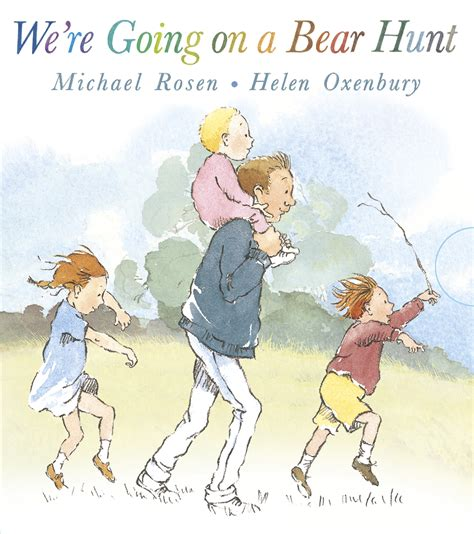 We're Going On A Bear Hunt Books