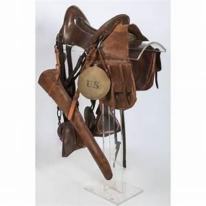 U S  Model 1904 Mcclellan Saddle