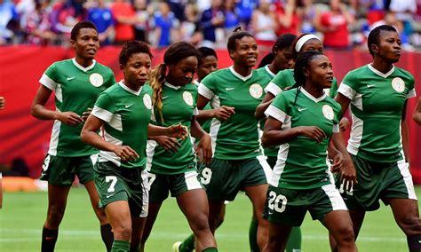 Women World Cup Getting Know Team Nigeria