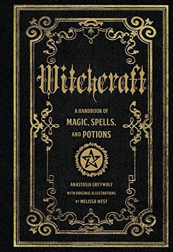 light magic spells witchcraft handbook of magic spells and potions moons