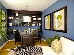 wall painting ideas for office With paint color ideas for home office