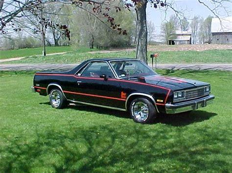 1983 El Camino Specs by Royalknight83 1983 Chevrolet El Camino Specs Photos