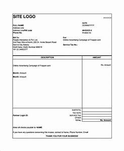 simple invoice template 9 download free documents in pdf With simple sales invoice