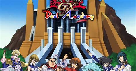 academy duel oh yu gi gx
