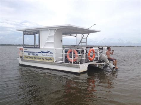 Runaway Bay Pontoon Boats For Sale by Gold Coast Pontoon Hire Runaway Bay Bbq Pontoons Boat