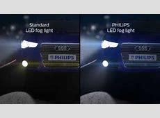 Philips Xtreme Ultinon LED Fog Bulb YouTube