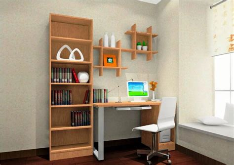 Narrow Bookcases For Small Spaces