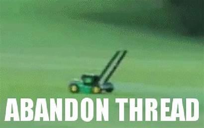 Thread Abandon Flying Lawnmower Meme Grass Prostitutes