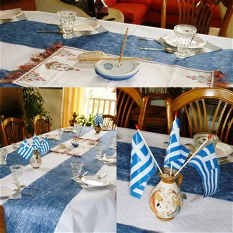 cuisine grecque antique décoration cuisine grecque