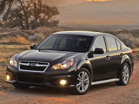 Subaru Legacy Sedan B4 Specs & Photos