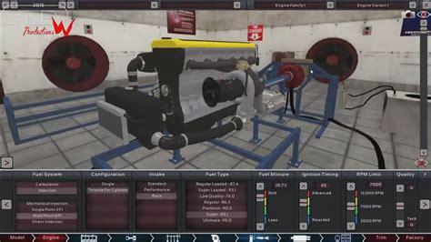 hp pump gas jz engine build dyno automation