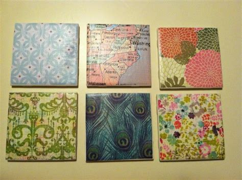 images of bathroom ideas scrapbook and modge podge coasters on bathroom tiles
