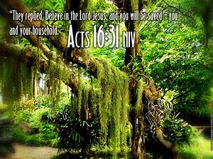 Inspirational Bible Quotes Beautiful Scenic Wallpapers