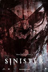 A New Sinister Poster Debuts as the Film Meets a Slight ...