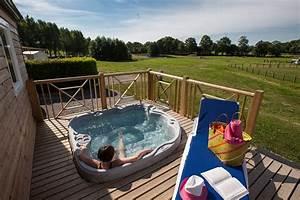 camping lez eaux normandie manche camping 5 etoiles With location chambre avec jacuzzi priv en bretagne