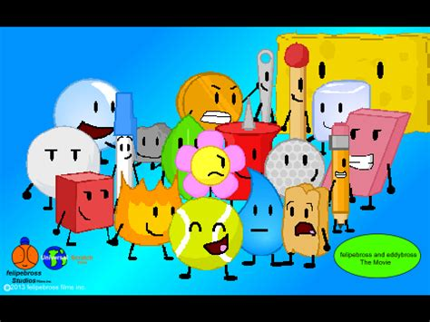 Find and download the best iphone wallpapers. BFDI my way 2 on Scratch