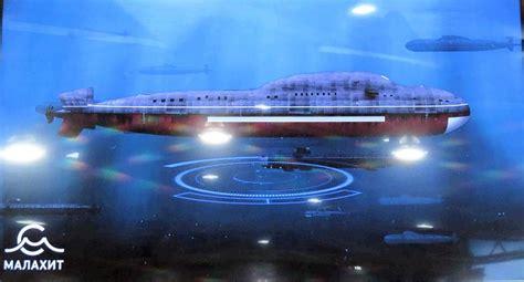 bureau air russia begins to design quot husky quot fifth generation submarine concept
