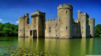 Castle Medieval Wallpapers 4k Castles Desktop England