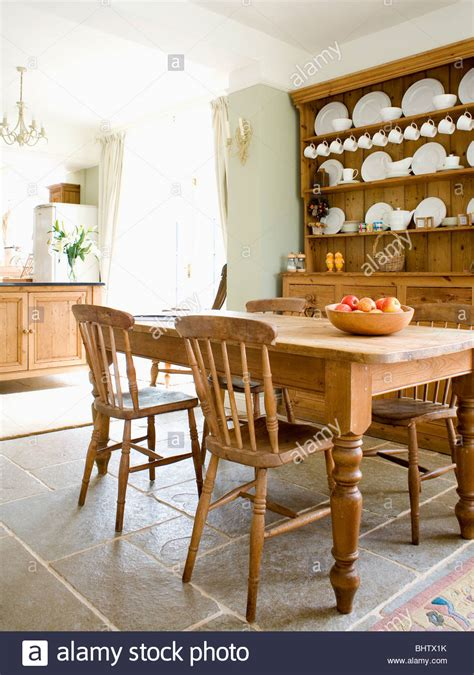 country kitchen tables and chairs pine table and chairs in country kitchen with pine 8285